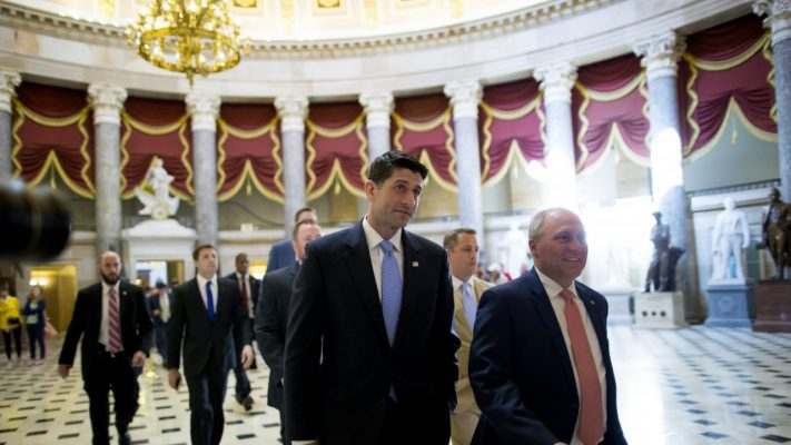 House passes the Obamacare replacement bill
